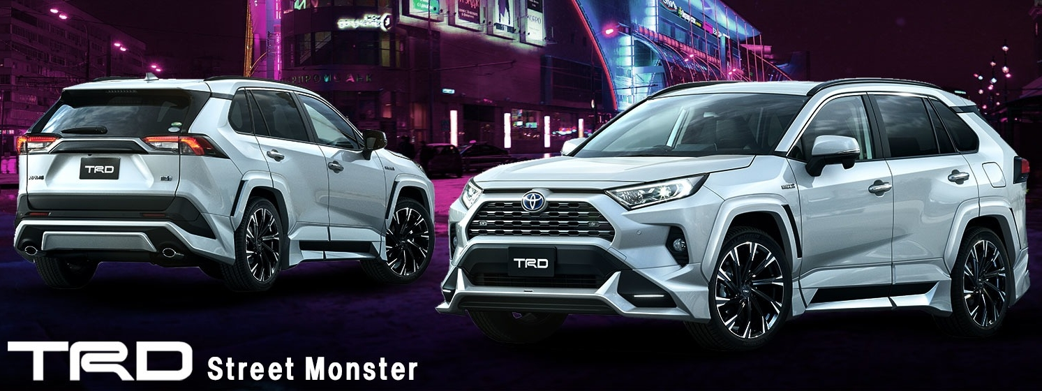 RAV4 TRD Street Monster